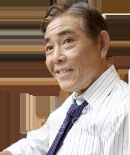 株式会社 山長商会 代表取締役 山内 能文